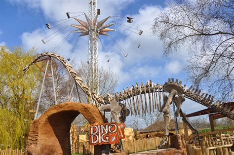 theme park holidays uk february half term 2016 at flamingo land