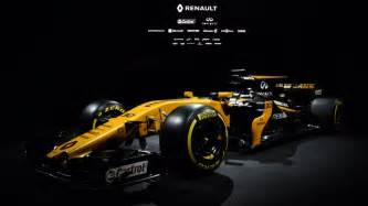 F1 Renault Renault Launch 2017 Car The Rs17 Ahead Of New Formula 1