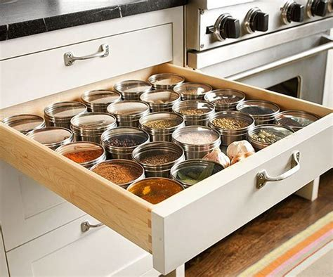 19 inventive ways to store organize your spices