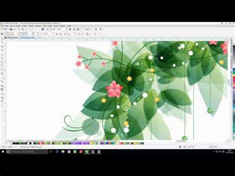 cara membuat poster corel draw x7 coreldraw 174 tutorial creating custom lettering effects