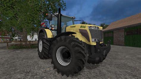 massey ferguson  crown  tractor farming simulator   mod
