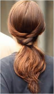 hair pony for hair easy ponytail hairstyles for long hair straight hair