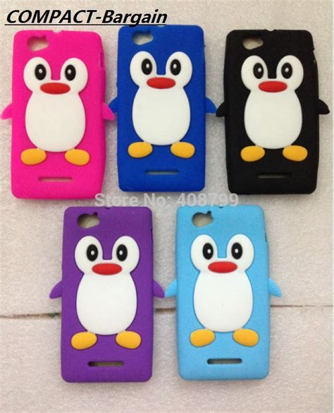 Soft Silikon Sony Experia C2005 Soft Merah 3d penguin reviews shopping 3d penguin reviews on aliexpress alibaba