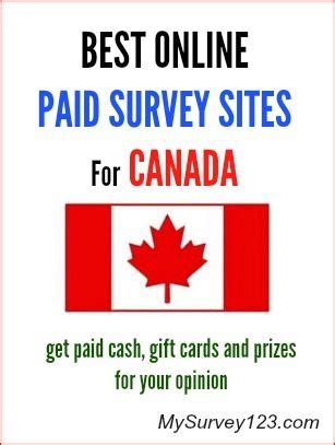 Surveys For Money Canada - 25 best ideas about paid surveys on pinterest surveys