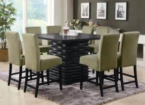 Black Dining Room Table Set Dining Room Get Elegant With Black Dining Room Sets