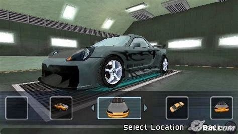 fast and furious psp the fast the furious screenshots pictures wallpapers
