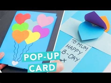 Rainbow Pop Up Card Template by Best 10 Waterfall Cards Ideas On Folded Cards