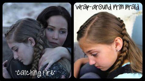 hunger games hairstyles prim dutch braids cute girls hairstyles