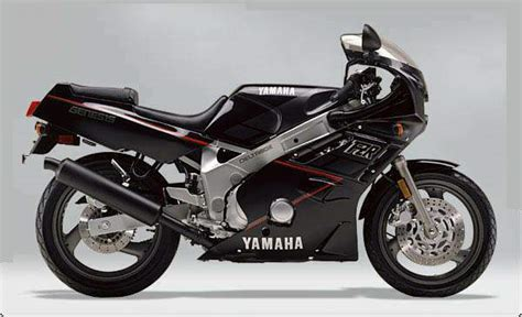 Yamaha Fzr 600 3he Aufkleber by Yamaha Fzr 600 3he 1989 Decals Set Kit Black Grey