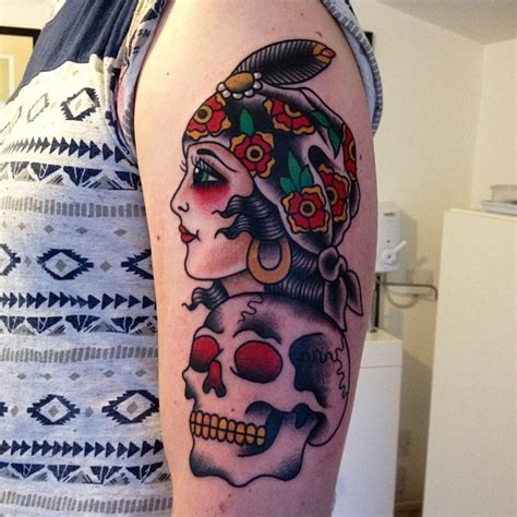 american traditional gypsy tattoo best 25 traditional tattoos ideas on