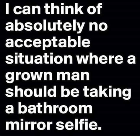 Bathroom Mirror Joke Wanna Joke