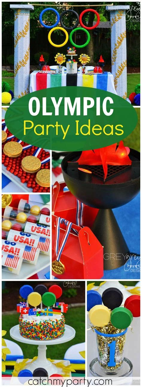 themes for olympic games 1000 images about party olympics on pinterest olympic