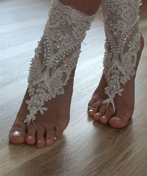 Schuhe Hochzeit Braut by Strandschuhe Einzigartiges Design Hochzeits Sandalen