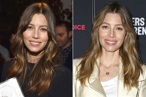 husbands cutting their wives hair games jessica biel just went really blonde and her husband