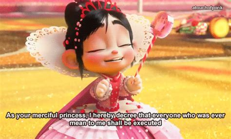 Vanellope Von Schweetz Meme - once upon a happily ever after wreck it ralph