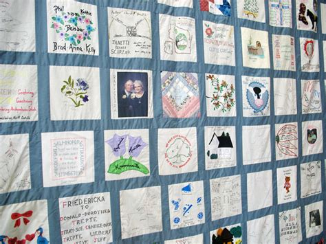 Quilts With Pictures Of Family by Reunion Planning Fundraising