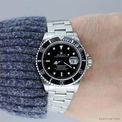 Rolex Submariner 16610 Wristshot   Wristshots Only   Pinterest   Rolex submariner 16610 and