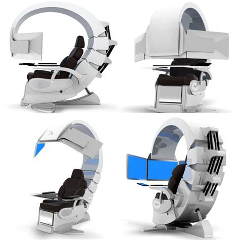 high tech recliner top 10 hi tech chair designs concepts interiorholic com