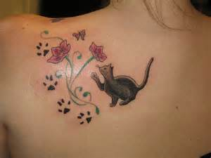 31 charming cat tattoos creativefan