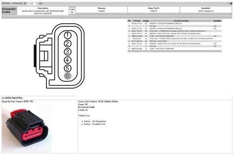 2005 ford f 150 maf sensor wiring diagram wiring diagram