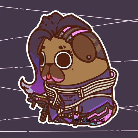 overwatch pugs best 25 pug ideas on how to draw stuff how to draw and