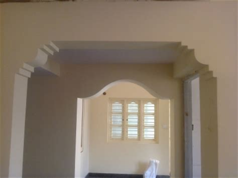 Arch Design Inside Home by Archs In House