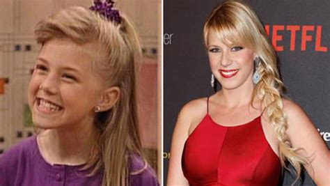 michelle off of full house the stars of full house where are they now mum s lounge
