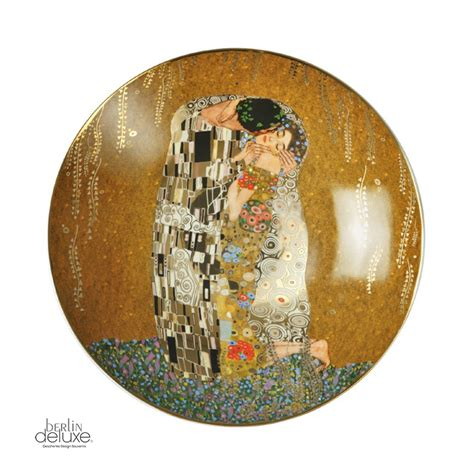 Klimt Der Kuss Interpretation by Klimt Quot Der Kuss Quot Schale Goebel Artis Orbis Bei Berlin Deluxe