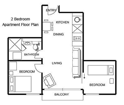 size of 2 bedroom apartment melbourne cbd apartments katz apartments self contained