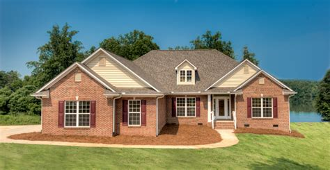 1 Story Homes by One Story House Plans America S Home Place