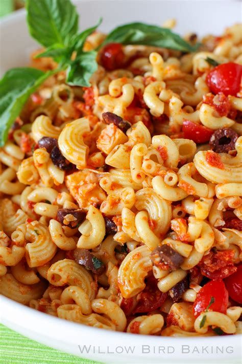 best dried pasta easter sides the best macaroni salad sundried