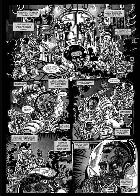 Imaginários em Quadrinhos – Vol. 2 com mais terror
