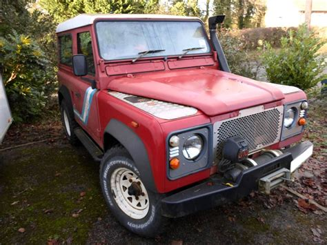 1990 land rover defender 90 land rover defender 90 1990 in detail pictures youtube