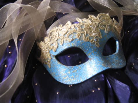 Handmade Masks - aphrodite handmade leather masquerade mask by tothemask on