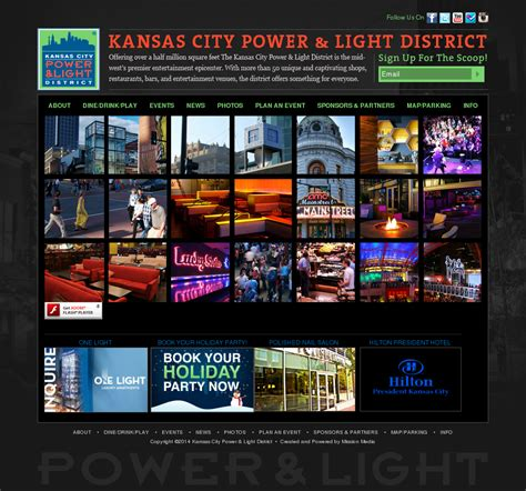 kansas city power and light company kc power light district competitors revenue and