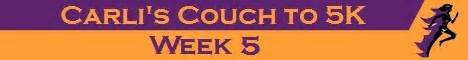 couch to 5k podcast download free week 5 c25k carli fierce running into shape
