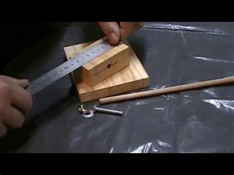 fabriquer un canapé en bois comment fabriquer un trusquin en bois pour presque 0