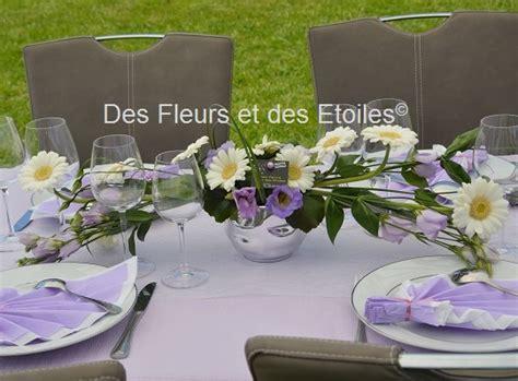decoration table communion 1 des fleurs et des etoiles