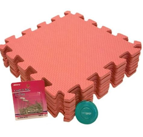 Blocking Mat by 11 Essential Supplies Every Crocheter Must Did You