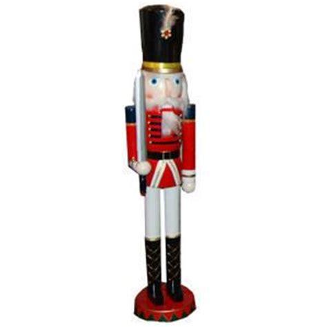 nutcracker tin soldier tin soldier decor nutcracker statue 5 5 ft on popscreen