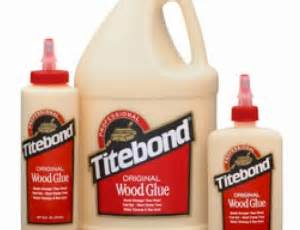 wood glue titebond original adhesives cabinet makers