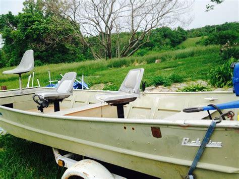 flat bottom boat another name richline 16 flatbottom quot john quot aluminum bass fishing boat