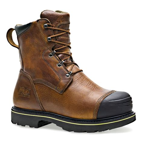 10 inch timberland boots timberland pro warrick smelter 10 inch alloy toe work boot
