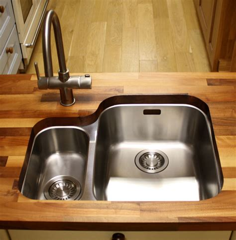 kitchen taps and sinks how to choose sinks and taps for solid oak kitchens part 1