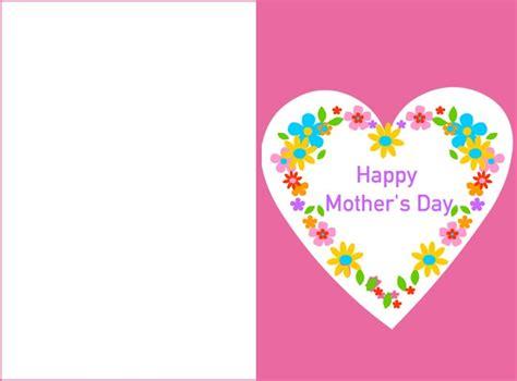 Mothers Day Card Template Plotter by Biglietti Festa Della Mamma Da Stare Fotogallery