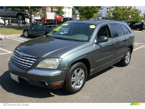 Chrysler Pacifica 2004 Reviews by 2004 Chrysler Pacifica Prices Specs Reviews Motor Html