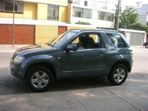 Suzuki 2006 Grand Vitara 2006 Suzuki Grand Vitara Information And Photos Momentcar