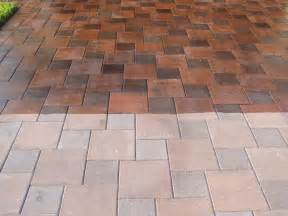 Patio Paver Sealing To Seal Your Pavers Or Not To Seal Paver Search