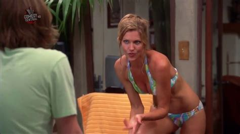 two and a half tricia helfer in two and a half