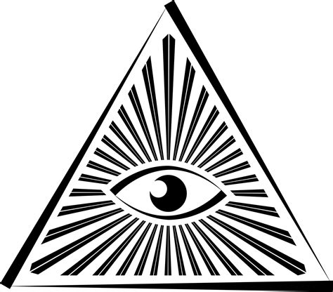 illuminati eye pyramid clipart all seeing eye pyramid